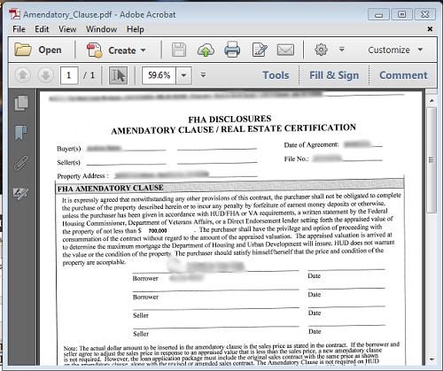 E-Signature Submission Failed: PDF Upload in zipForm® Standard