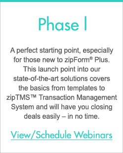 Phase I - zipLogix Learning Paths™
