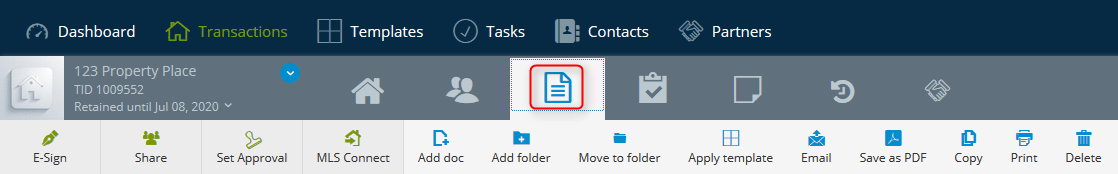 How to Print a Blank Form in zipForm® Plus | Real Estate