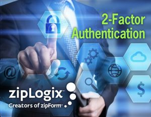 zipLogix two factor authentication