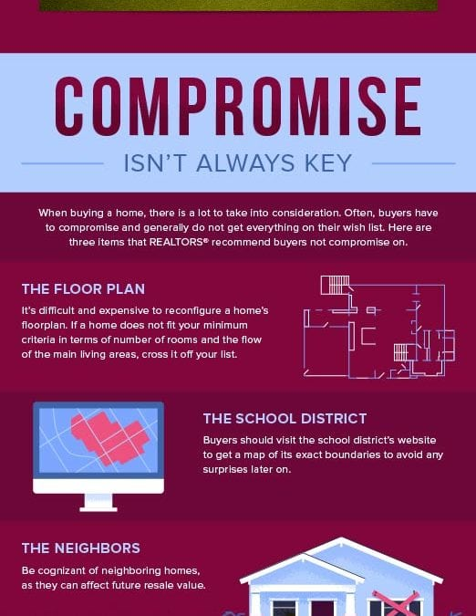 Compromise Isn't Always Key