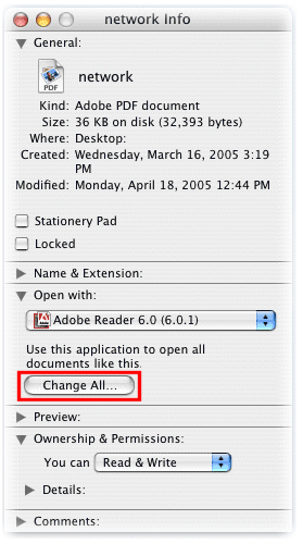 How to Set Adobe Acrobat as the Default PDF Reader in Mac